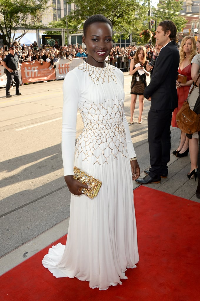 Lupita Nyong'o at the Toronto Premiere of 12 Years a Slave