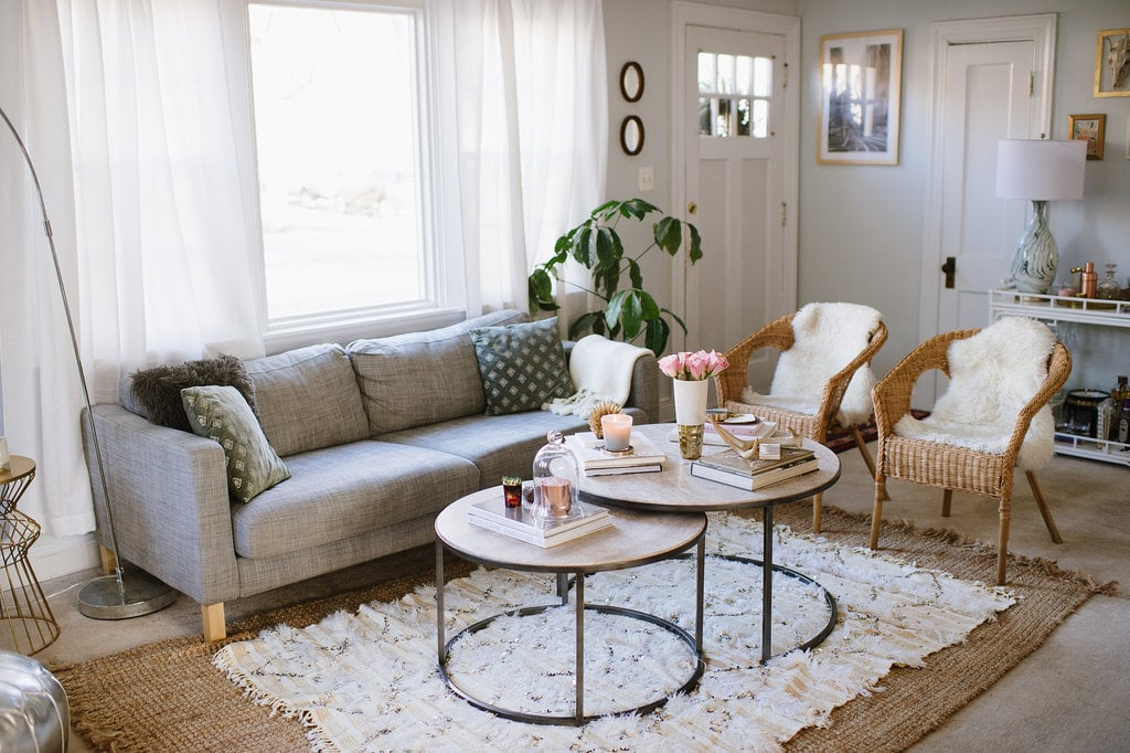 decorating ideas for rentals | popsugar home