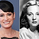 Paget Brewster as Tallulah Bankhead