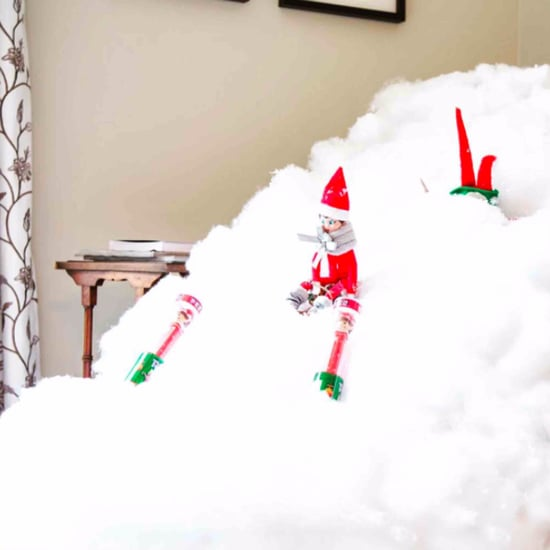 Elf on the Shelf Return Week