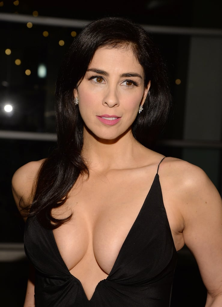 Sarah Silverman At I Smile Back La Premiere  Popsugar -9441