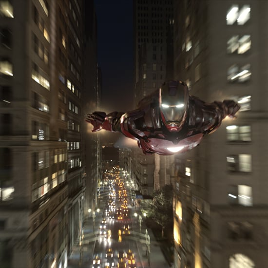 Thrilling 3D Moments in The Avengers