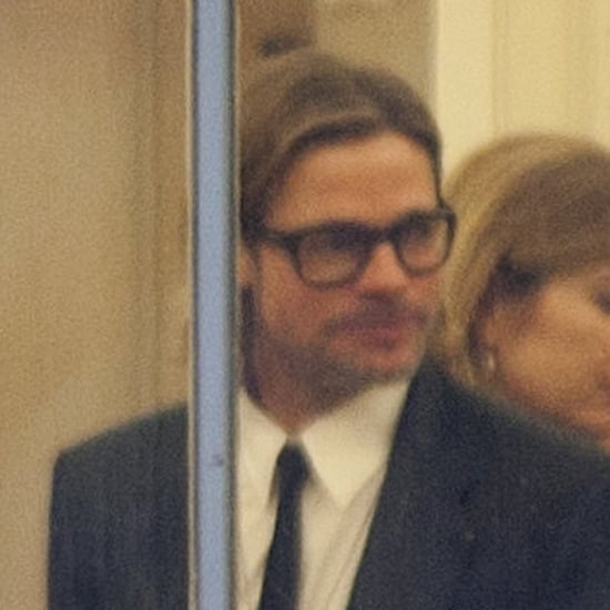 Angelina Jolie and Brad Pitt Pictures at the White House