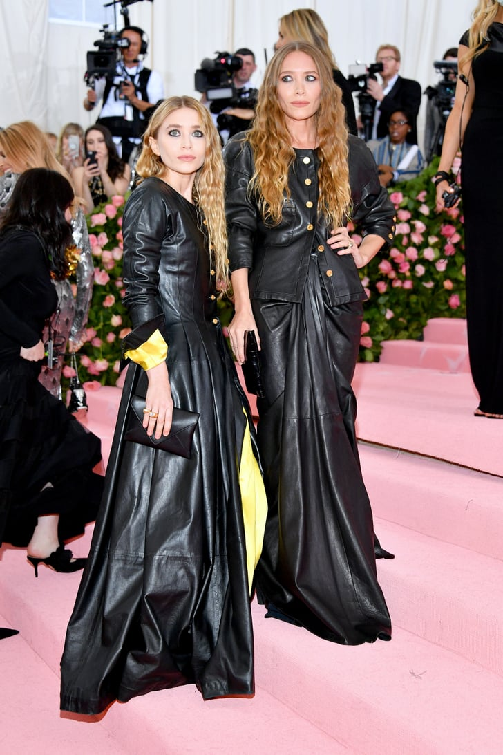 Mary Kate And Ashley Olsen Dresses At Met Gala 2019 Popsugar Fashion