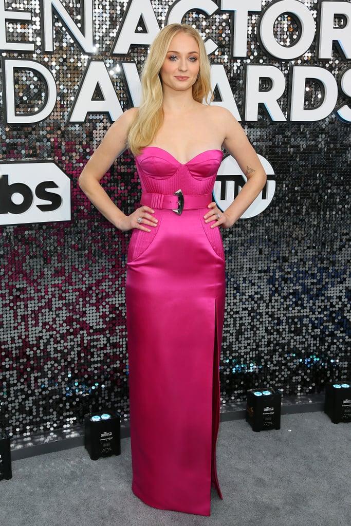 Sophie Turner at the 2020 SAG Awards