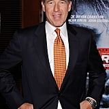 Brian Williams attended the NYC screening of Argo.