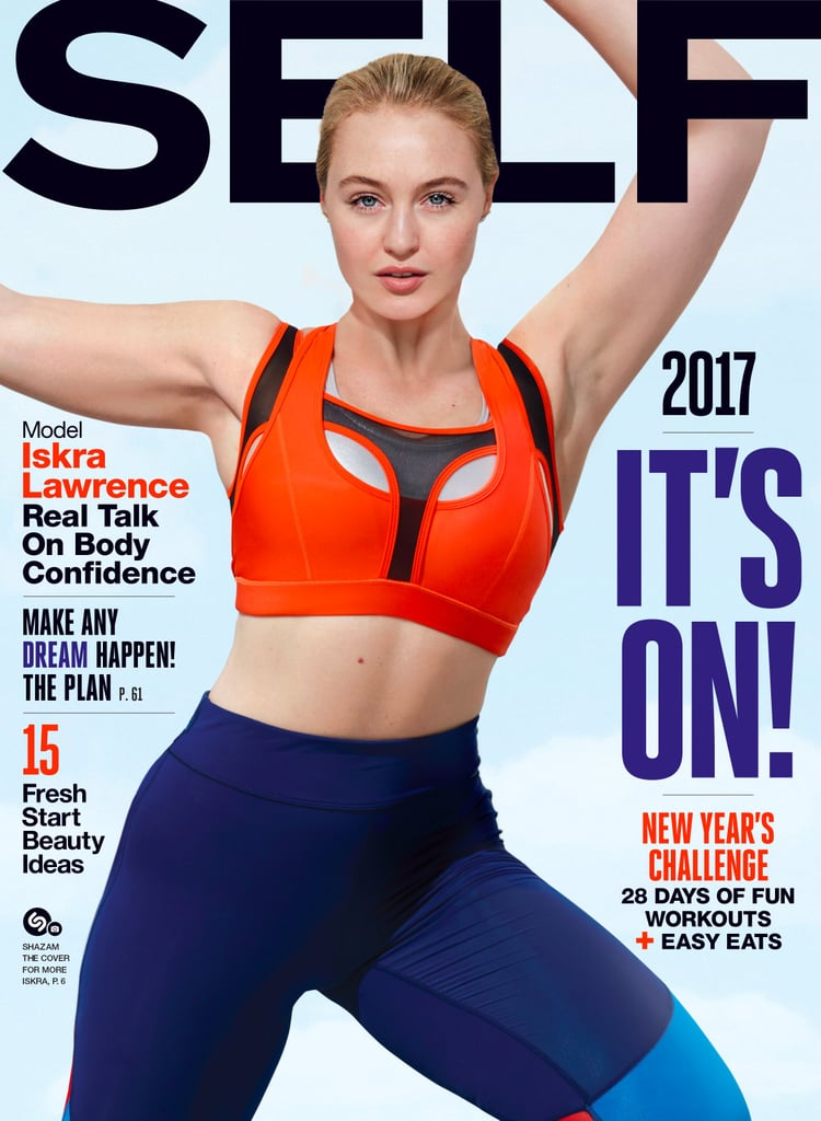Iskra Lawrence Body Image Interview Self 2017