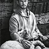 Chris Hemsworth Talks Family, Kids in GQ Australia Interview