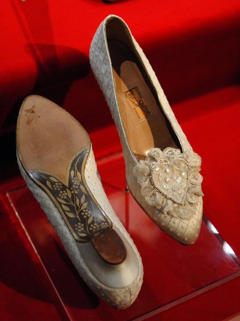 Womens Wedding Shoes 98 Vintage