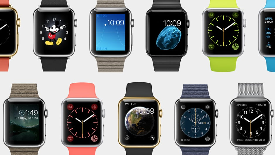 Apple Watch Options