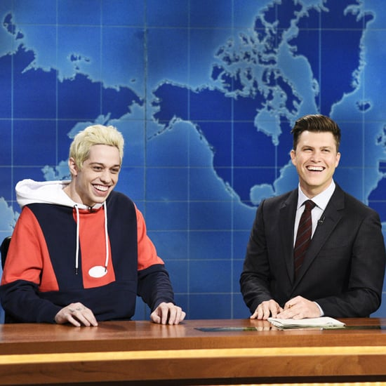 Pete Davidson's SNL Weekend Update About Ariana Grande