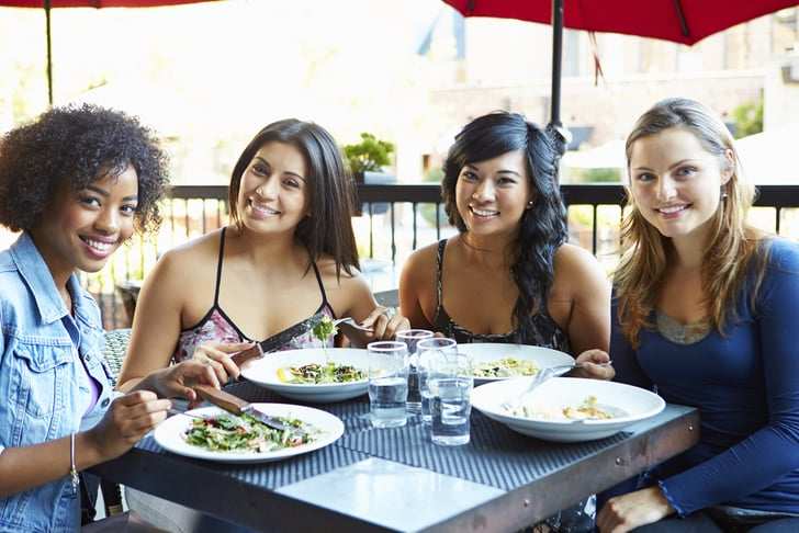 How Your Friends Can Hinder (or Help With) Weight Loss