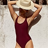Jade Swim Asterik One-Piece