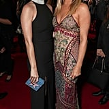 Jennifer Aniston and Katy Perry on the Red Carpet Dec. 2016