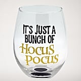 A Bunch of Hocus Pocus Stemless Glass (sold out)