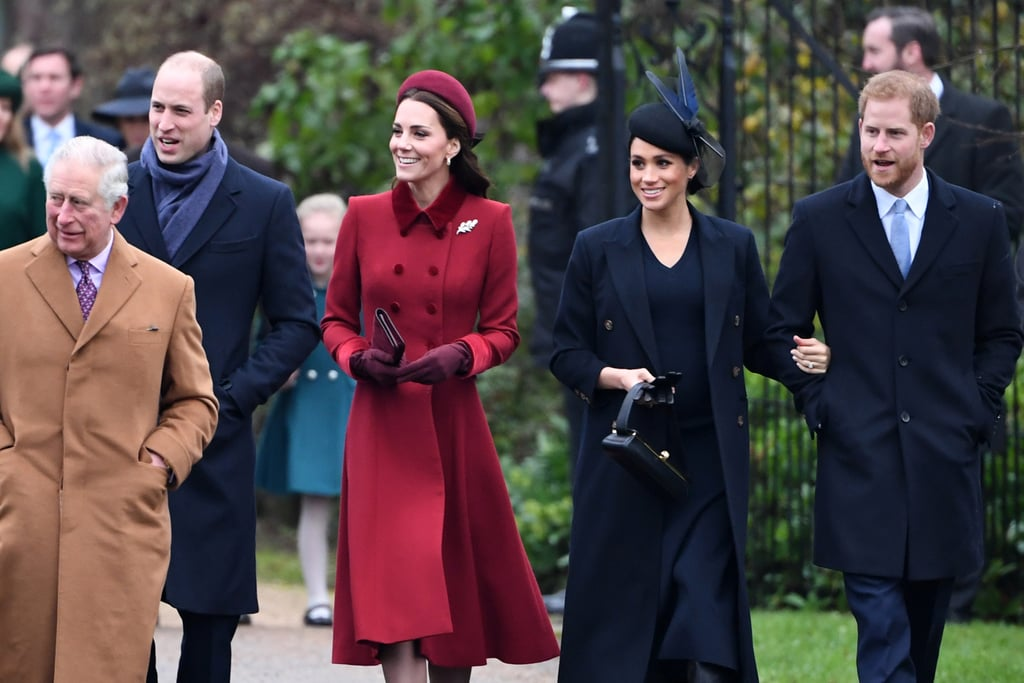 Image result for royal family christmas