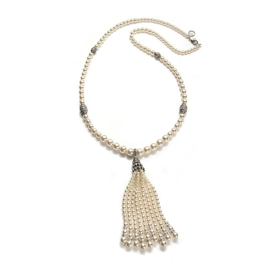 Necklace, $421.22, Ben-Amun at Charm & Chain