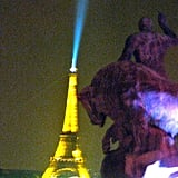 Watch the City of Lights Sparkle