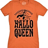 Crazy Dog HalloQueen Shirt