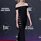 Katherine McNamara at the 2019 People's Choice Awards