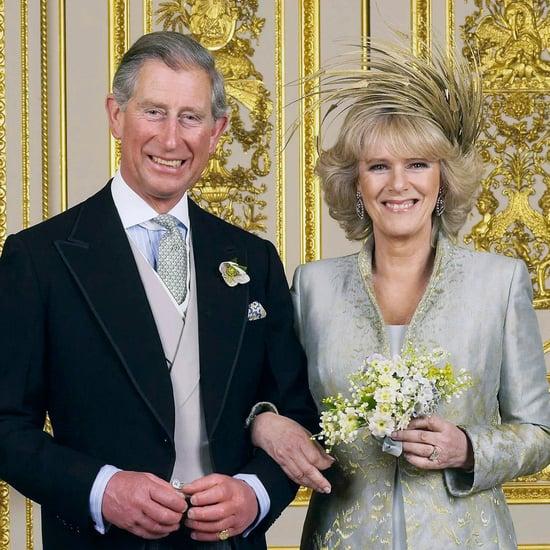 Prince Charles and Camilla Wedding Facts