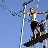 Fly Through the Air on a Trapeze