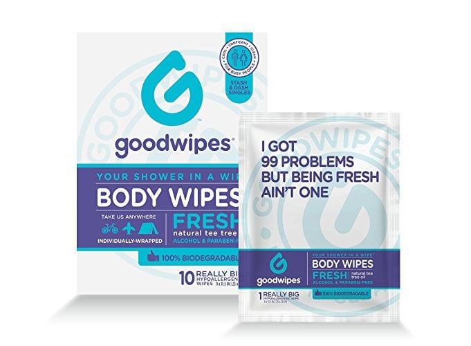 Goodwipes Body Wipes