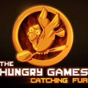 Sesame Street Hunger Games Spoof