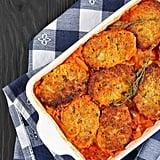 Appetizer: Tomato Gefilte Fish