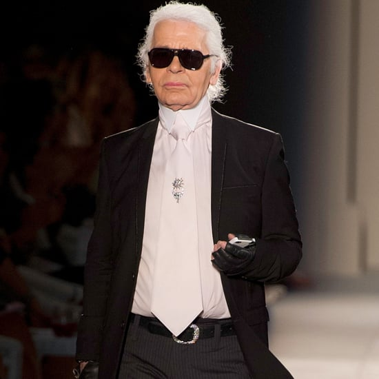 Karl Lagerfeld on Pippa Middleton