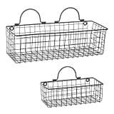 DII Wire Wall Baskets