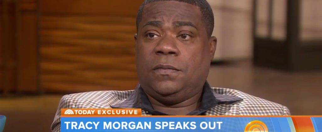 Tracy Morgan Talks About Car Accident on Today Show