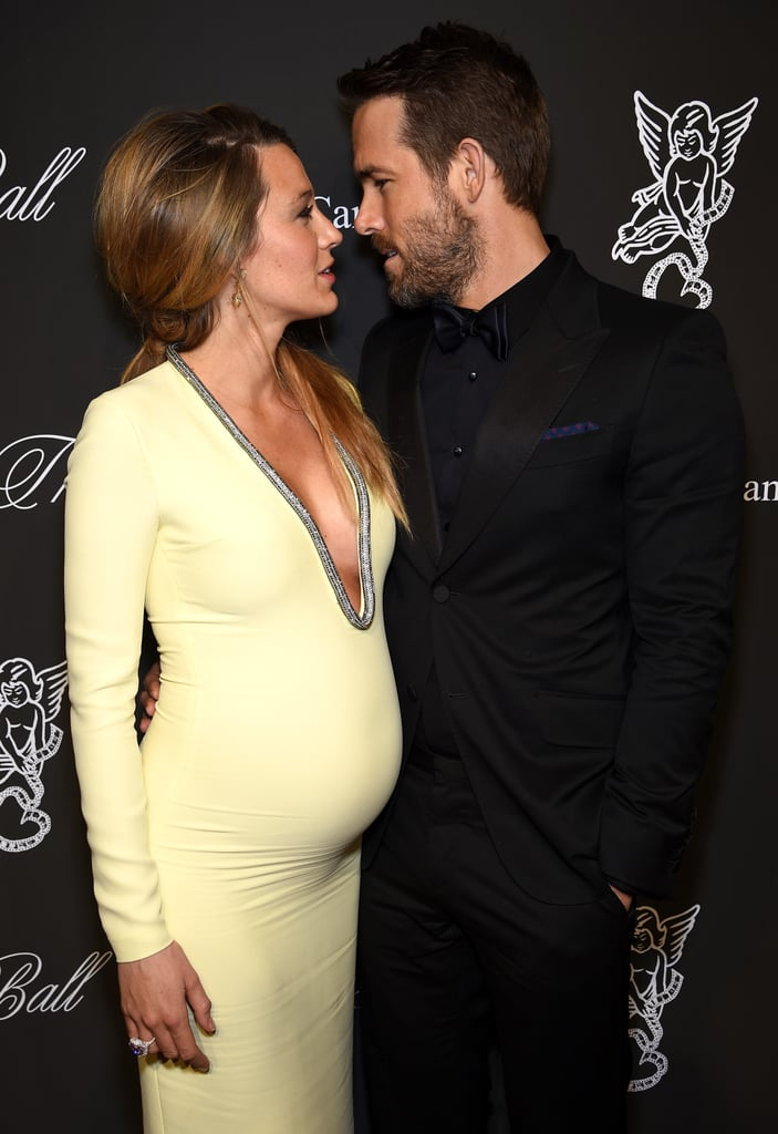 You'll Love Seeing Excited Stars Show Off Their Baby Bumps