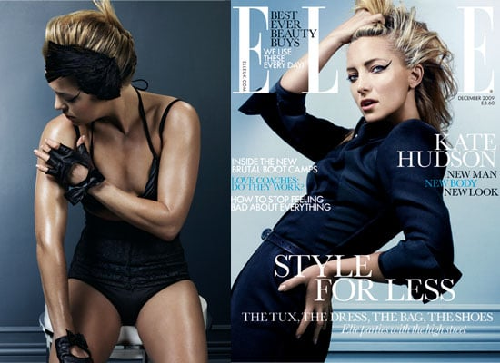 Photos of Kate Hudson in Elle Magazine