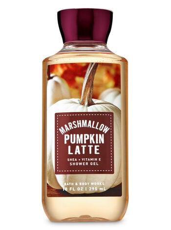 Marshmallow Pumpkin Latte Shower Gel