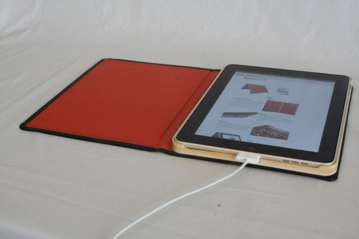 Photos of the Dodo iPad Case