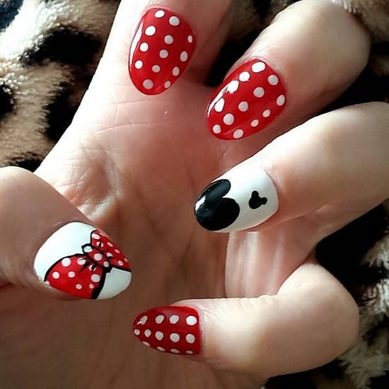 Cartoon Nail Art Ideas