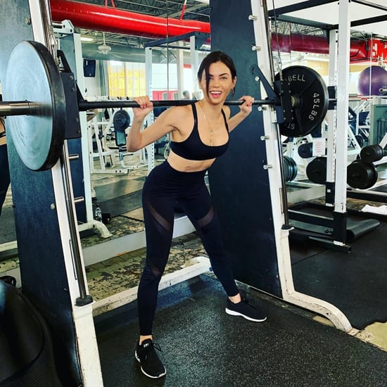 Healthy Celebrity Instagram Photos 2019