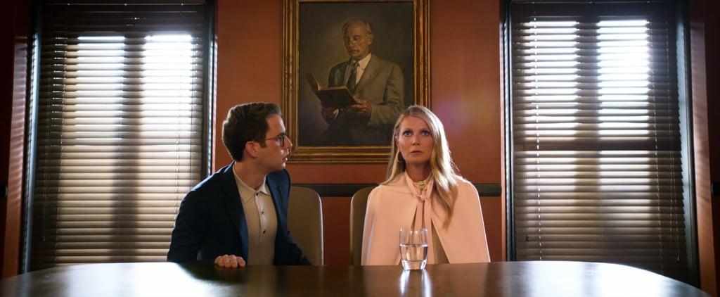 Will Gwyneth Paltrow Be in The Politician Season 2?