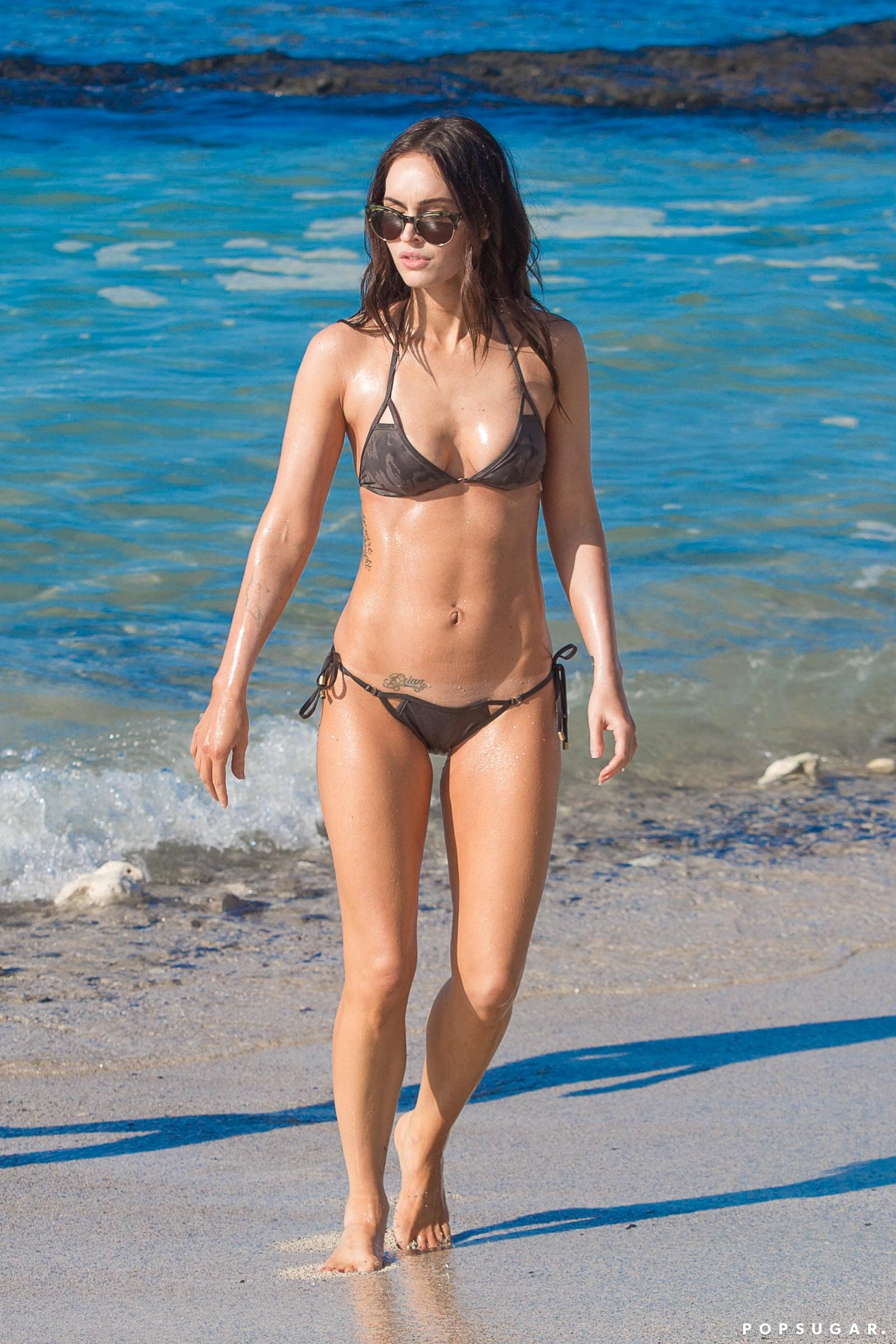 Rebecca hall bikini