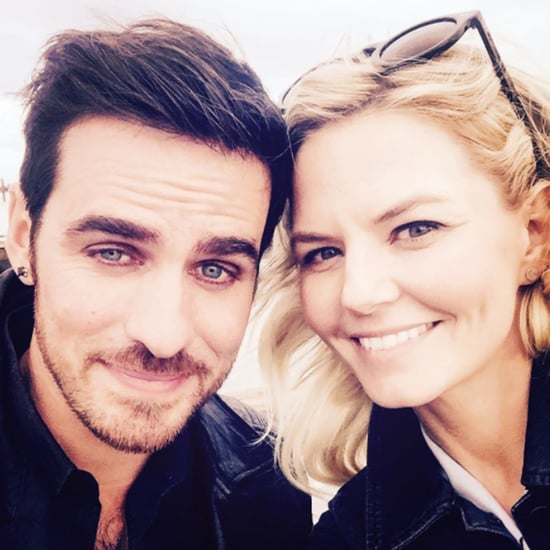 Jennifer Morrison's Last Day on Once Upon a Time Pictures