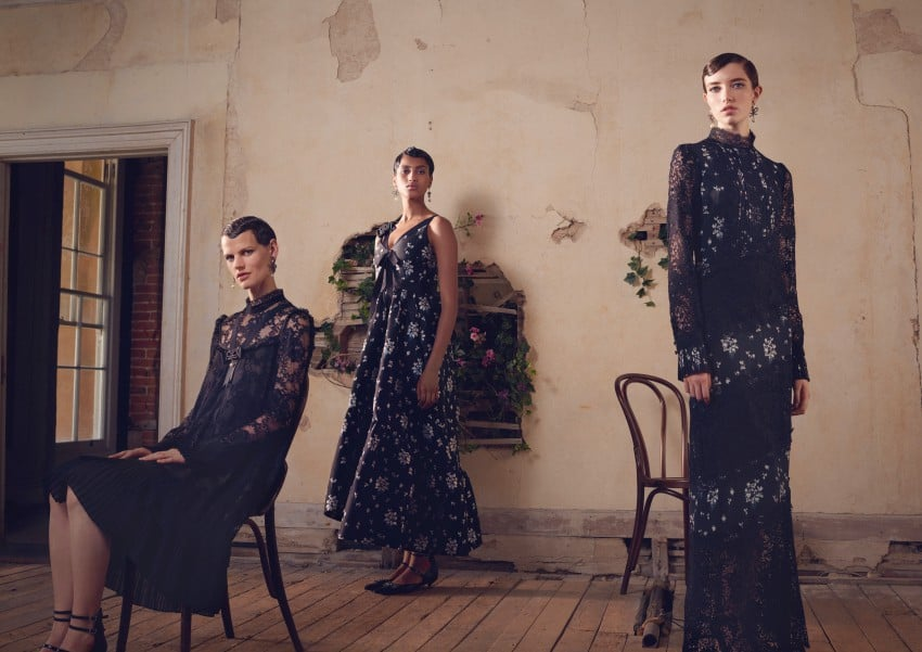 See Every Single Piece From H&M x Erdem's Collaboration