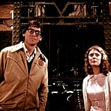Brad Majors and Janet Weiss From The Rocky Horror Picture Show