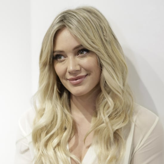 Hilary Duff Blond Life Hair Color