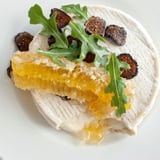 Brie and Honeycomb Appetizer