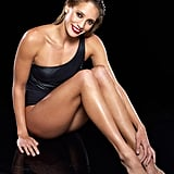 Swimmer Jenna Randall is the legs of Braun Silk-épil Xpressive Pro Epilator (£79.99).