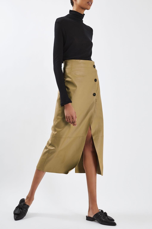 topshop boutique leather pencil skirt 330 53 looks