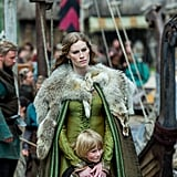 Alyssa Sutherland as Aslaug