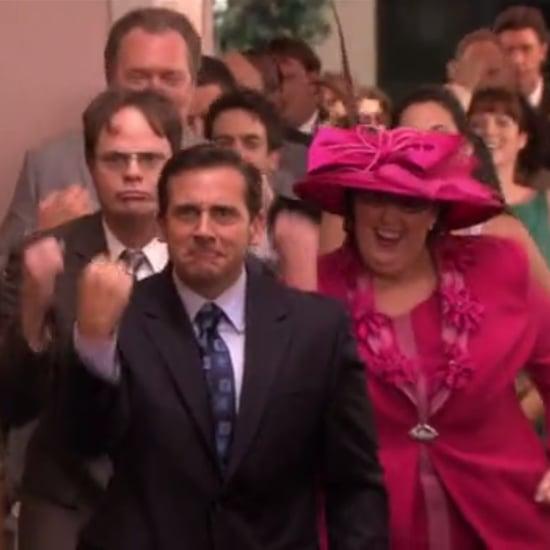 """Paul Feig Breaks Down The Office's """"Forever"""" Wedding Dance"""