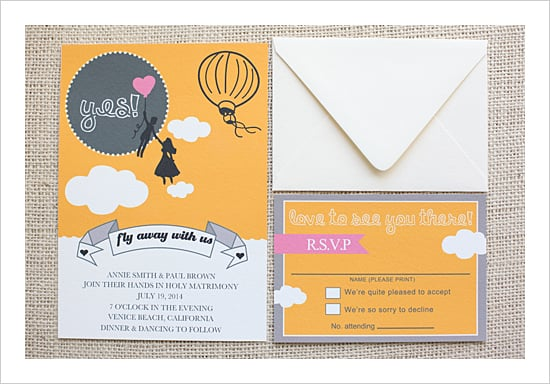 free printable wedding invitations  popsugar australia smart living, Wedding invitation